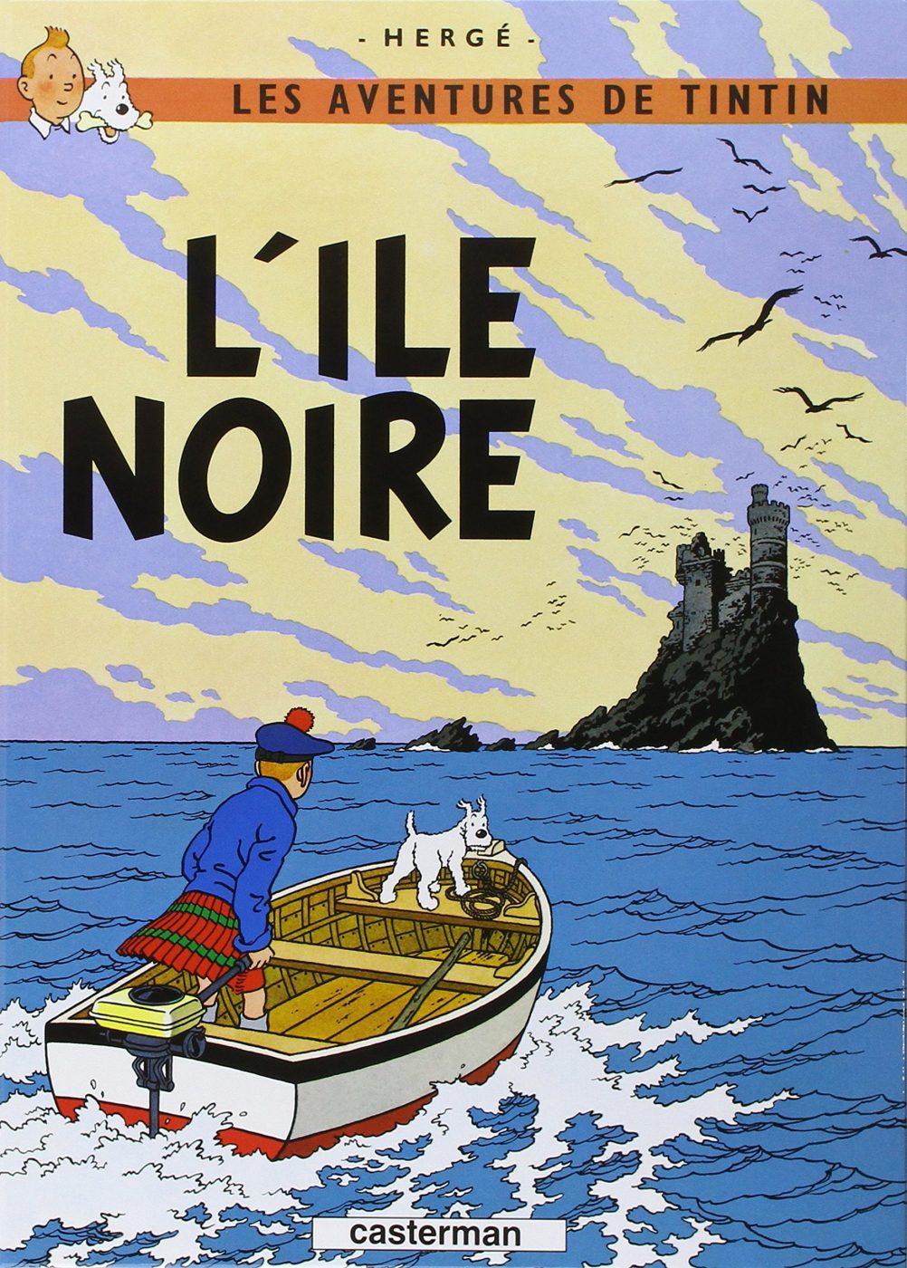 Tintin : au coeur des îles singulières - Dis-leur