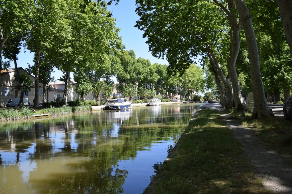Canal Du Midi Les Entreprises Favorables Au Classement Des Abords