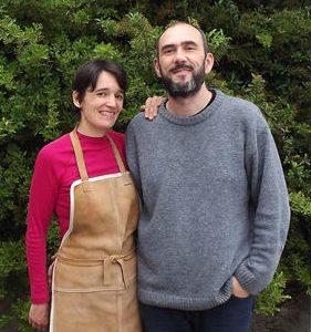 Marguerite et Grégoire Villedey, les fondateurs de Thomas Liérac en Ariège.