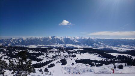 Les stations de ski des Pyrénées