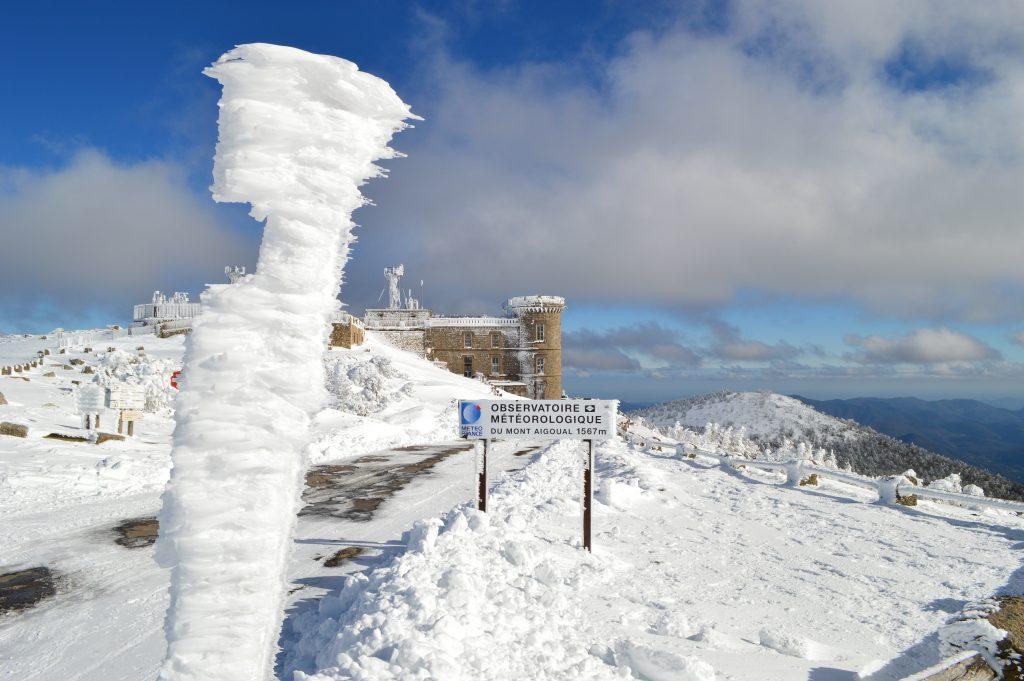 Aigoual : Sauvé, l'Observatoire s'offre une vue sur le changement climatique
