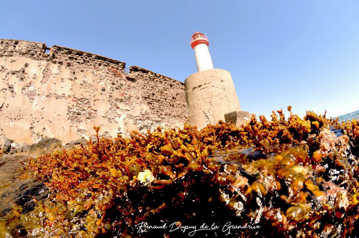 Fort Brescou - Renaud Dupuy de la Grandrive