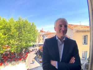 Pierre Bouldoire, Maire de Frontignan