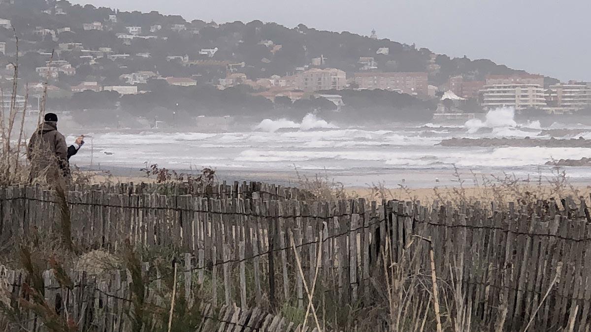 littoral de Sète