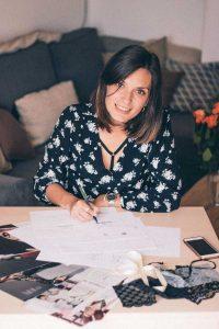 Laura Graule, fondatrice de D.sinvolte... Photo ©D.sinvolte