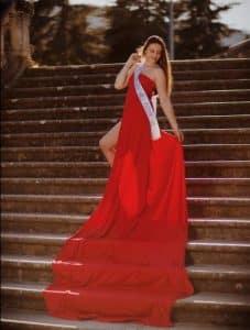 Tiphaine Stégura Miss Internationale Occitanie
