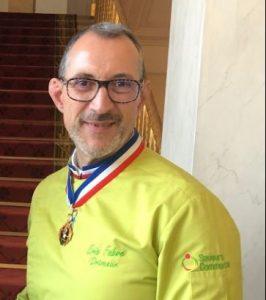 Eric Fabre, Meilleur ouvrier de France
