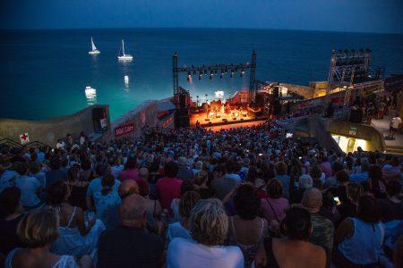 Théâtre de la Mer à Sète