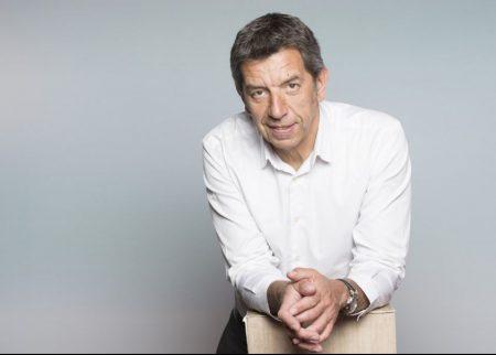 """Michel Cymes pour la conférence """"bien être au travail"""""""