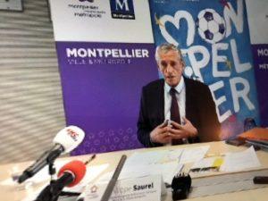 Philippe Saurel évoque le projet Stade Louis Nicollin