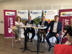 Salon des Maires, des Élus locaux et des Décideurs publics de l'Hérault