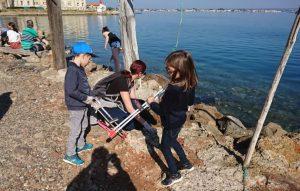 L'objectif de Seta Mer, sensibiliser les plus jeunes