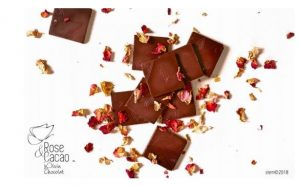 ROSE & CACAO rouge