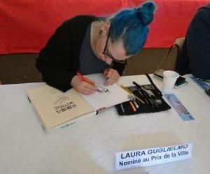 Laura Guglielmo, Grand prix de la Ville de Sérignan
