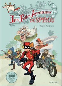 Les folles aventures de Spirou