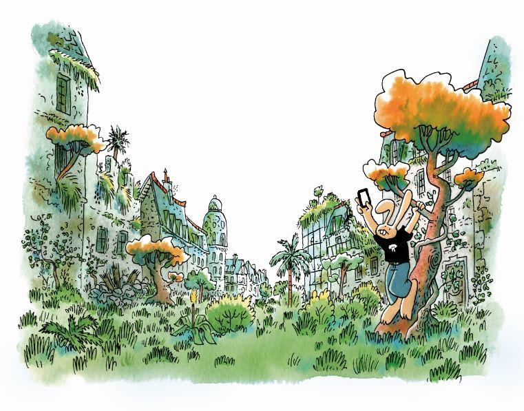 Bande dessinée : Lewis Trondheim fait des histoires et la lecture fait sa nuit