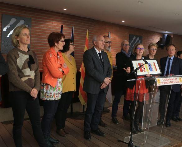 Pyrénées-Orientales : Le département déploie sa toile pour 2020