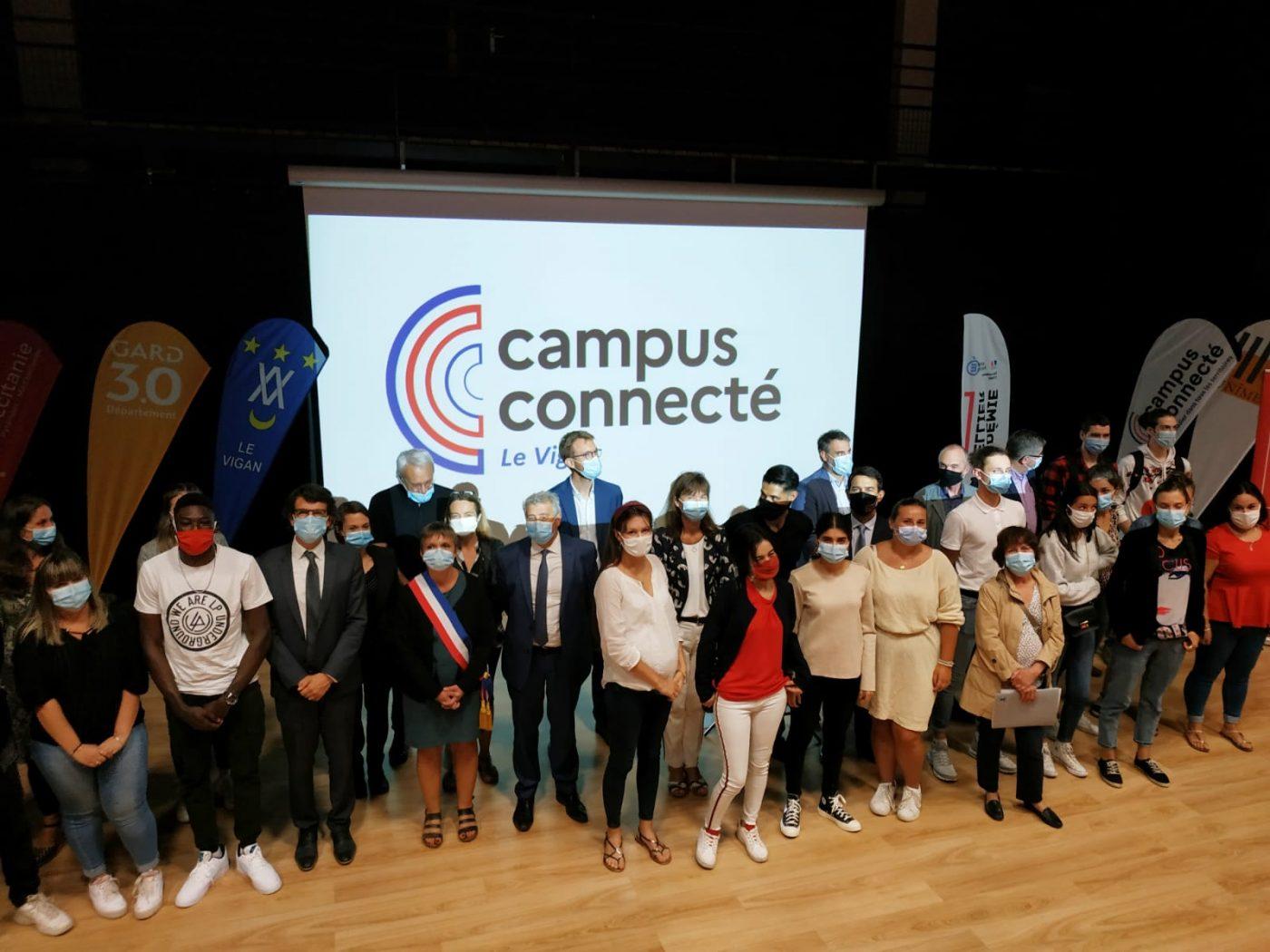 Campus connectés : Un tremplin pour faire des études sans prendre le large - Dis-leur !