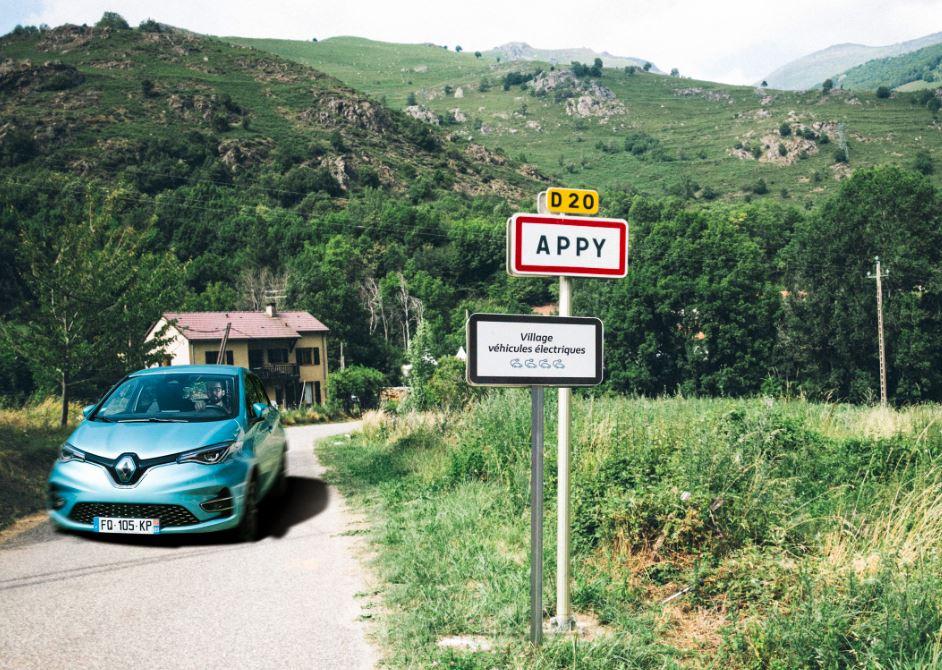 Environnement : Appy, le bonheur est dans l'électrique