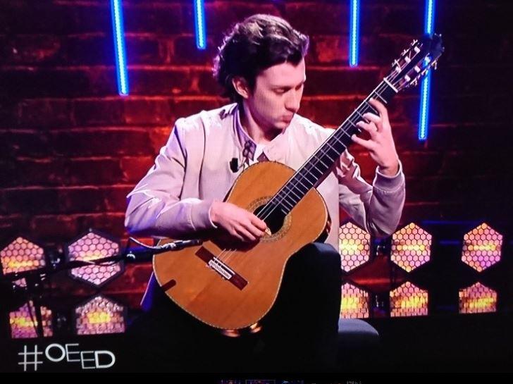 Musique : Thibaut Garcia, toute la modernité de la guitare classique - Dis-leur !