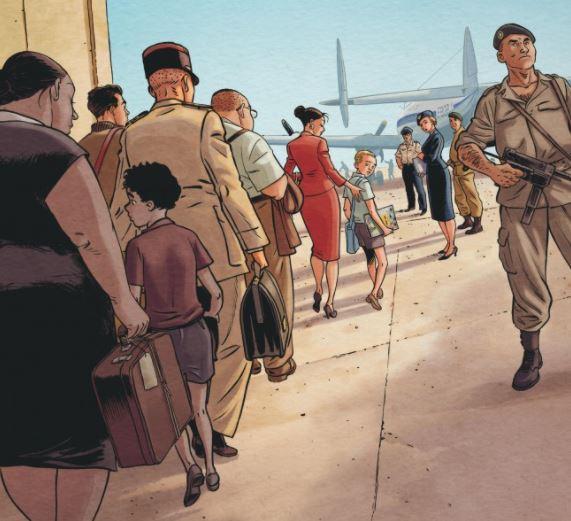 Bande dessinée : «Non-Retour», un one-shot qui donne des envies de suite