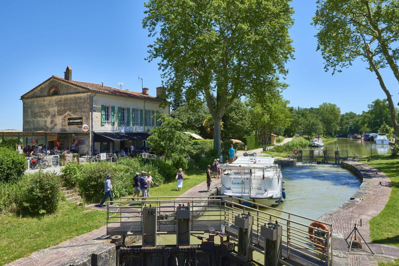 Occitanie : Le Canal du Midi lance sa propre marque ! - Dis-leur !
