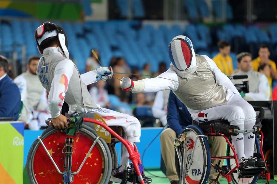 Jeux Paralympiques : Maxime Valet de Toulouse à Tokyo à la pointe du fleuret