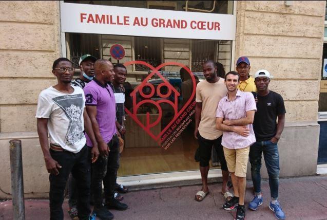 Montpellier : Au bout d'une terrible odyssée, ils ont su créer une Famille au Grand Coeur