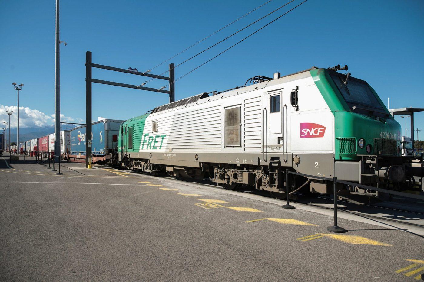 """Perpignan-Rungis : Le """"train des primeurs"""" enfin remis sur les rails"""